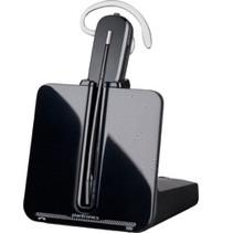 POLY CS540 + HL10 Headset oorhaak Zwart