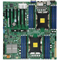 Server MB Super Micro 1xLGA 3647/E-ATX/2x10Gb LAN  X11DPI-NT zonder OS