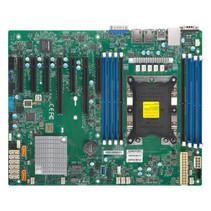 Supermicro X11SPL-F server-/werkstationmoederbord LGA 3647 (Socket P) ATX Intel® C621