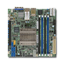 Server MB Super Micro 1xSoC/Mini-ITX/2x10Gb 2x1Gb LAN zonder OS
