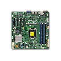 Supermicro X11SSM-F server-/werkstationmoederbord micro ATX Intel® C236