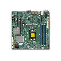Server MB Super Micro 1xLGA 1151/mATX/2x1Gb LAN    X11SSL-CF zonder OS