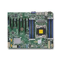 Supermicro X10SRL-F server-/werkstationmoederbord LGA 2011 (Socket R) ATX Intel® C612