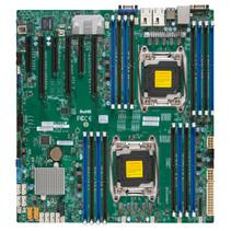 Server MB Super Micro 2xLGA 2011/E-ATX/2x1Gb LAN      X10DRI zonder OS