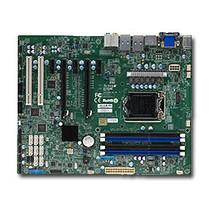 Server MB Super Micro 1xLGA 1150/ATX/2x1Gb LAN        X10SAE zonder OS