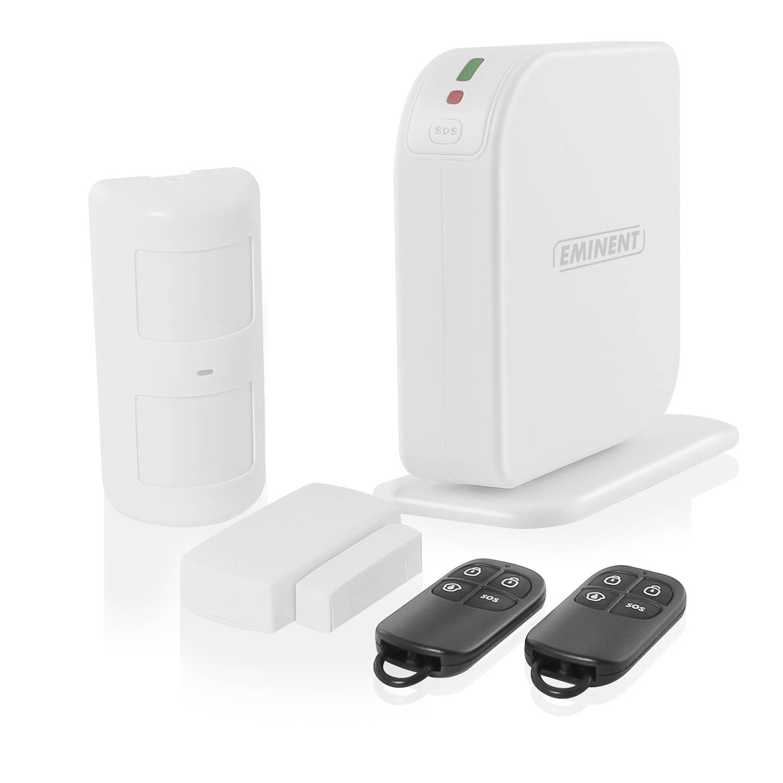 Verschillen EM8610 en EM8605 Alarmsystemen