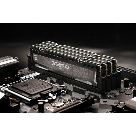 Crucial Crucial Ballistix Sport LT geheugenmodule 32 GB DDR4 3000 MHz