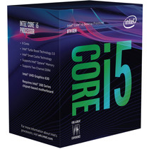 Core i5 8400  PC1151 9MB Cache 2,8GHz retail