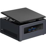 Intel Intel NUC BLKNUC7I5DNH2E PC/workstation barebone i5-7300U 2,6 GHz UCFF Zwart BGA 1356