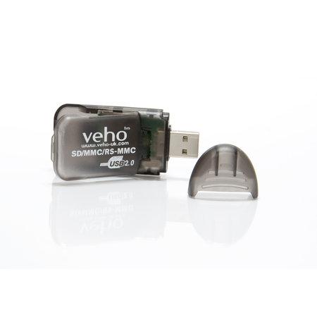 Jabra Veho VSD-001 geheugenkaartlezer Zwart