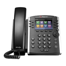 VVX 411 12-line Desktop Phone Gigabit Ethernet with HD