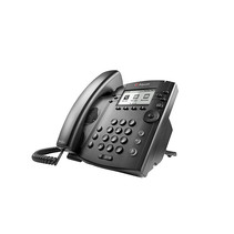 VVX 311 6-line Desktop Phone Gigabit Ethernet with HD Voice