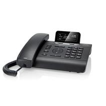 Gigaset DE310 IP Pro, Black VoIP deskphone with display+ powersupply