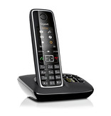 GIGASET Gigaset C530A DECT-telefoon Zwart, Zilver Nummerherkenning