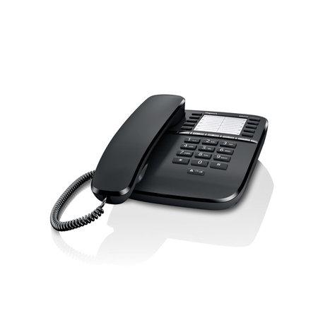 GIGASET Gigaset DA510 Analoge telefoon Zwart