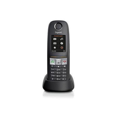 GIGASET Gigaset E630HX Analoge-/DECT-telefoon Grijs Nummerherkenning