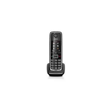 GIGASET Gigaset C530HX DECT-telefoon Zwart Nummerherkenning