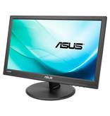 """Asus ASUS VT168H 39,6 cm (15.6"""") 1366 x 768 Pixels Zwart Multi-touch Tafelblad"""
