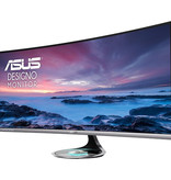 "Asus ASUS MX38VC 95,2 cm (37.5"") 3840 x 1600 Pixels Ultra-Wide Quad HD+ LED Zilver"