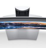 """Dell DELL UltraSharp U4919DW 124,5 cm (49"""") 5120 x 1440 Pixels UltraWide Dual Quad HD LCD Zwart, Zilver"""