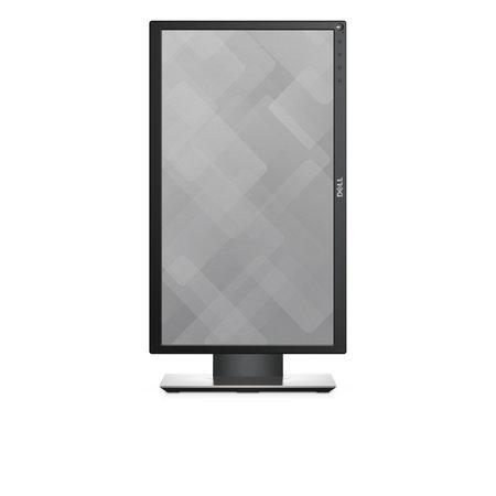 "Dell DELL P2018H LED display 50,8 cm (20"") HD+ LCD Flat Mat Zwart"