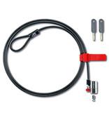 Dell DELL 461-10169 kabelslot Zwart