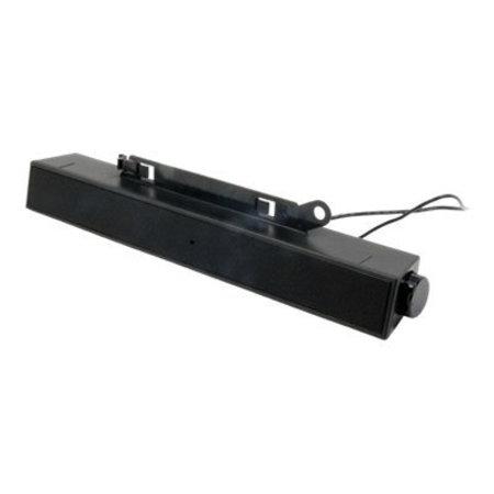 Dell DELL AX510 soundbar luidspreker 1.0 kanalen 10 W Zwart