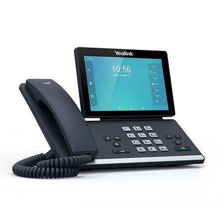 Yealink Yealink SIP-T56A IP telefoon Zwart Handset met snoer LCD