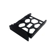"Synology DISK TRAY (TYPE D9) behuizing voor opslagstations 2.5/3.5"" HDD-behuizing Zwart"