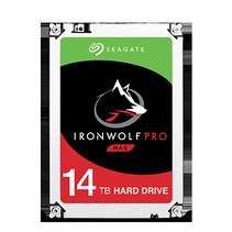 14TB IronWolf Pro NAS (ST14000NE0008)
