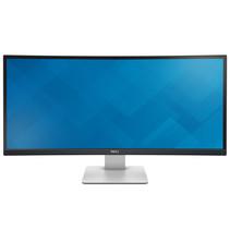 """DELL UltraSharp U3415W 86,4 cm (34"""") 3440 x 1440 Pixels WQHD LCD Zwart"""