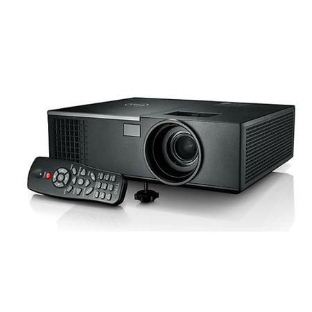 Dell DELL 1550 beamer/projector 3800 ANSI lumens DLP XGA (1024x768) 3D Desktopprojector Zwart