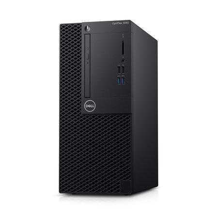 Dell DELL OptiPlex 3060 Intel® 8ste generatie Core™ i5 i5-8500 8 GB DDR4-SDRAM 1000 GB HDD Zwart Midi Toren PC