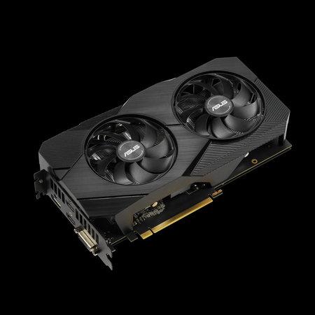 Asus ASUS Dual -RTX2060-O6G-EVO NVIDIA GeForce RTX 2060 6 GB GDDR6