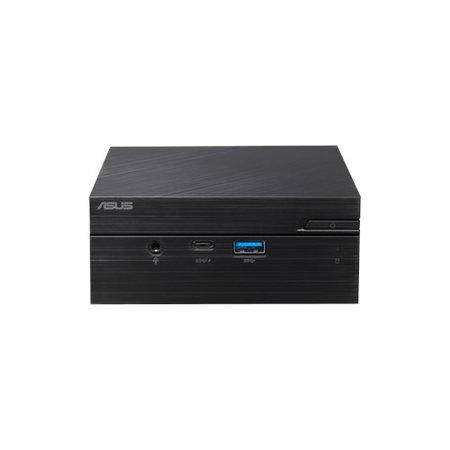 Asus ASUS PN61-B7048MT Intel® 8de generatie Core™ i7 i7-8565U 8 GB DDR4-SDRAM 256 GB SSD UCFF Zwart Mini PC