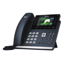 Yealink SIP-T46S IP telefoon Zwart 16 regels LCD