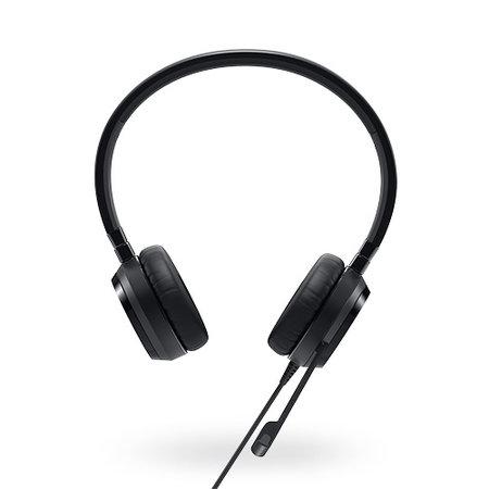 Dell DELL UC350 Headset Hoofdband Zwart