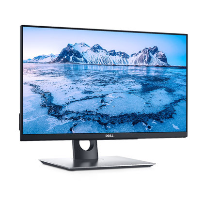 "Dell DELL P2418HT touch screen-monitor 60,5 cm (23.8"") 1920 x 1080 Pixels Zwart Multi-touch Tafelblad"