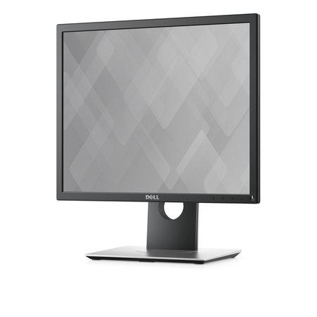 "Dell DELL P1917S 48,3 cm (19"") 1280 x 1024 Pixels SXGA LCD Zwart"