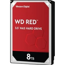 "Western Digital Red 3.5"" 8000 GB SATA III"