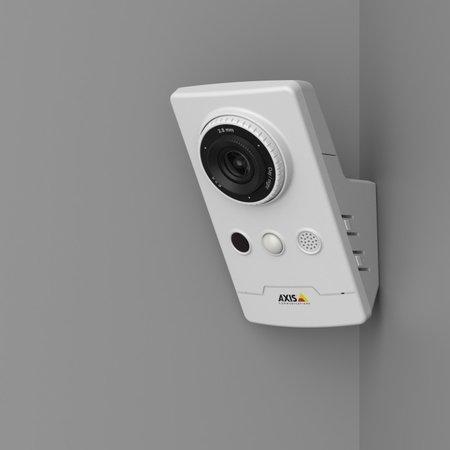 Axis AXIS M1065-LW Netwerk Cube Camera