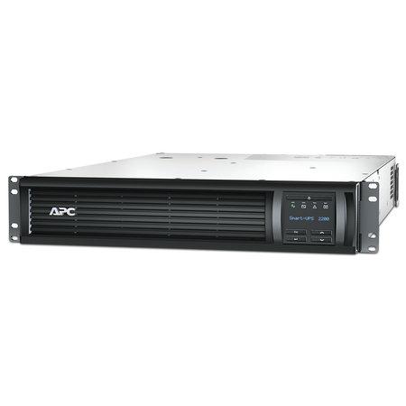APC APC Smart-UPS SMT2200RMI2UC Noodstroomvoeding - 8x C13, 1x C19, USB, Rack Mountable, SmartConnect, 2200VA