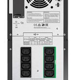 APC APC Smart-UPS SMT2200IC Noodstroomvoeding - 8x C13, 1x C19, USB, SmartConnect, 2200VA