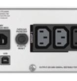 APC APC Smart-UPS SMT1500R2I-6W - Noodstroomvoeding 4x C13, USB, rack mountable, 6 jaar garantie, 1500VA
