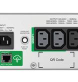 APC APC Smart-UPS SMT1500RMI2UC Noodstroomvoeding - 4x C13, USB, Rack Mountable, 2U, SmartConnect, 1500VA