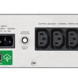APC APC Smart-UPS SMC1500I-2UC Noodstroomvoeding - 4x C13, USB, Rack Mountable, SmartConnect, 1500VA