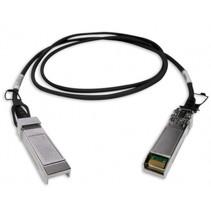 QNAP CAB-DAC15M-SFPP-DEC02 InfiniBand-kabel 1,5 m SFP+ Zwart