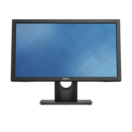 "Dell DELL E Series E2016HV LED Monitor 49,5 cm (19.5"") HD+ Flat Mat Zwart"