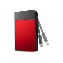 Buffalo MiniStation Extreme 1TB Water&Dust Resist. USB3 red retail