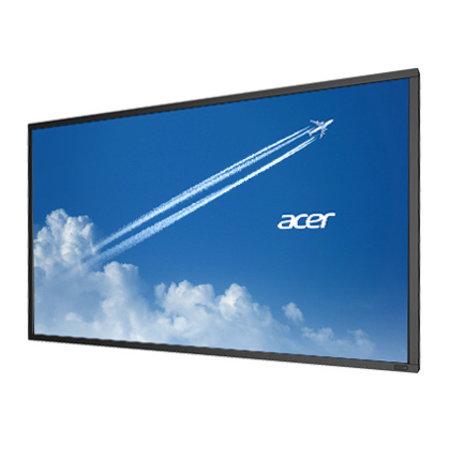 """Acer Acer DV553bmidv 139,7 cm (55"""") LED Full HD Digitale signage flatscreen Zwart"""